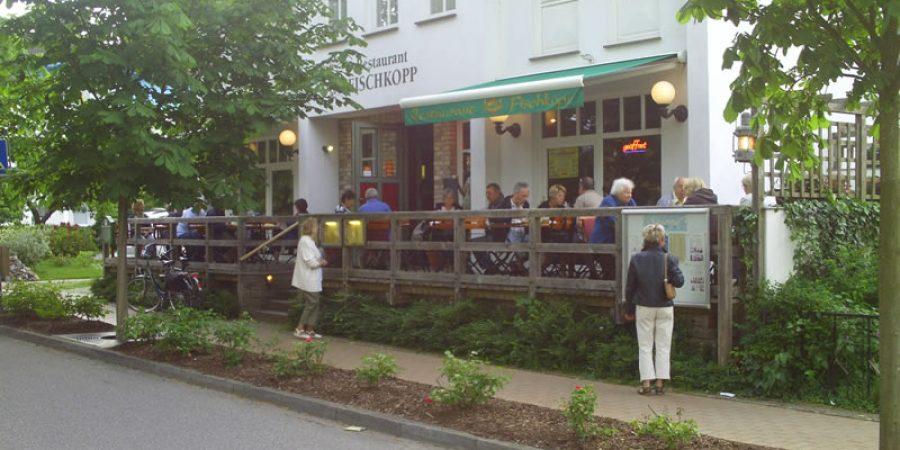 Fischrestaurant Fischkopp auf Usedom